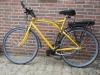 fiets met midden motor