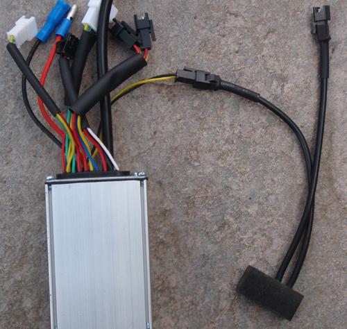 omvormer op verlichtingsstekker